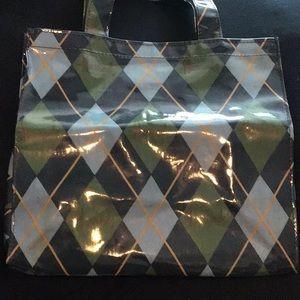 Reusable Harrods mini tote/ lunch bag